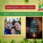 2014 Duggans tree certificante